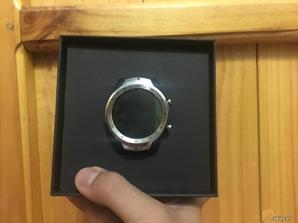 smart watch Ticwatch pro fullbox 99.99% cực chất đi nhanh!! - 2