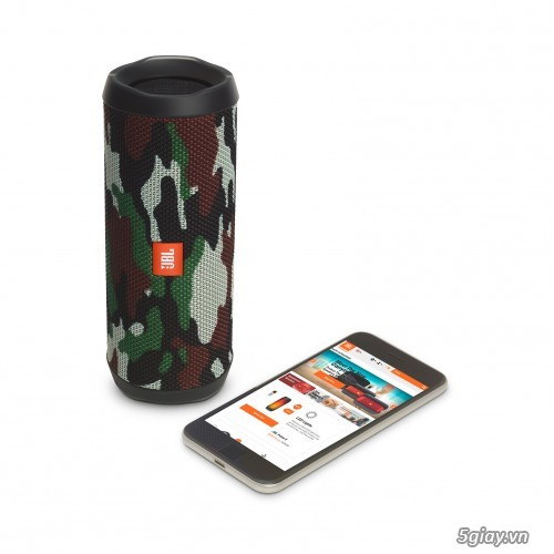 Loa Bluetooth JBL Flip 4 16W - Hàng Chính Hãng - Giá bất ngờ - 6