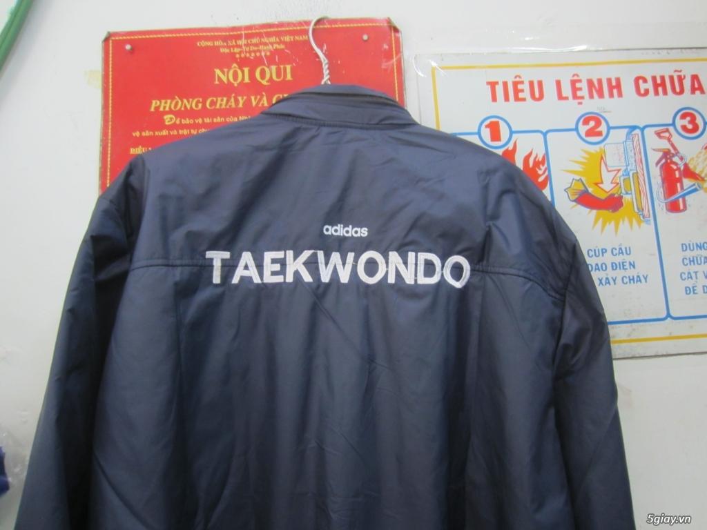 Áo khoác Taekwondo - 1