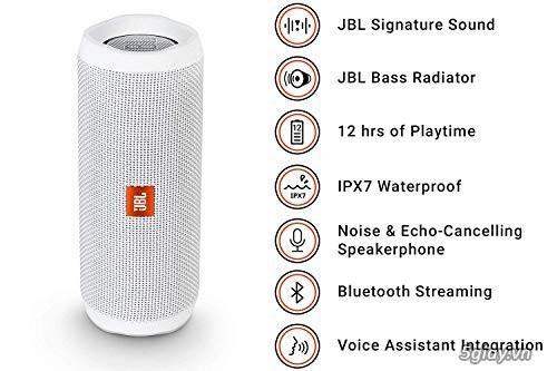 Loa Bluetooth JBL Flip 4 16W - Hàng Chính Hãng - Giá bất ngờ - 3