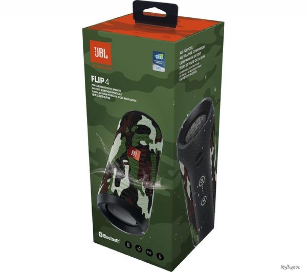 Loa Bluetooth JBL Flip 4 16W - Hàng Chính Hãng - Giá bất ngờ - 7