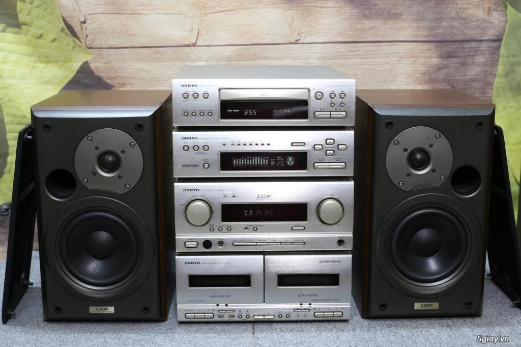 Đầu máy nghe nhạc MINI Nhật đủ các hiệu: Denon, Onkyo, Pioneer, Sony, Sansui, Kenwood - 17