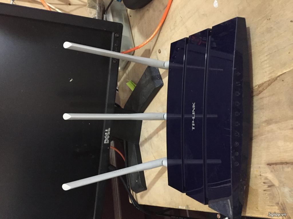 router,modem wifi cũ Draytek,buffalo, linksys cisco,tplink ... giá tốt - 9