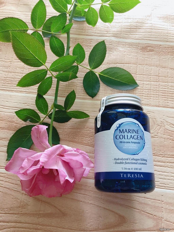 Collagen Hàn Quốc - Căng Da Xóa Nhăn - 3
