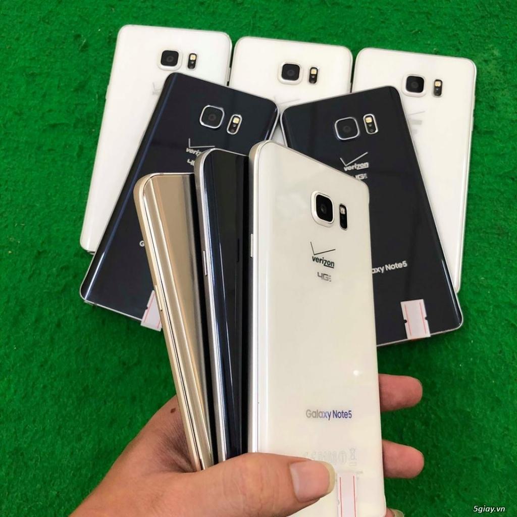 Samsung Galaxy Note 5 đẹp 98-99% - 3