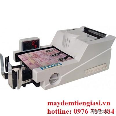 Máy đếm tiền Maxda BC 38 nhập khẩu