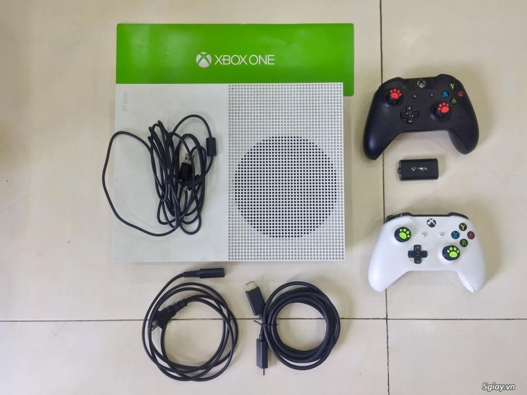 Xbox One S 1Tb , 2 controllers (SHIP TOÀN QUỐC)
