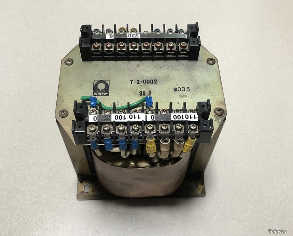 Biến áp cách ly , thùng biến áp cách ly, lọc điện - 15