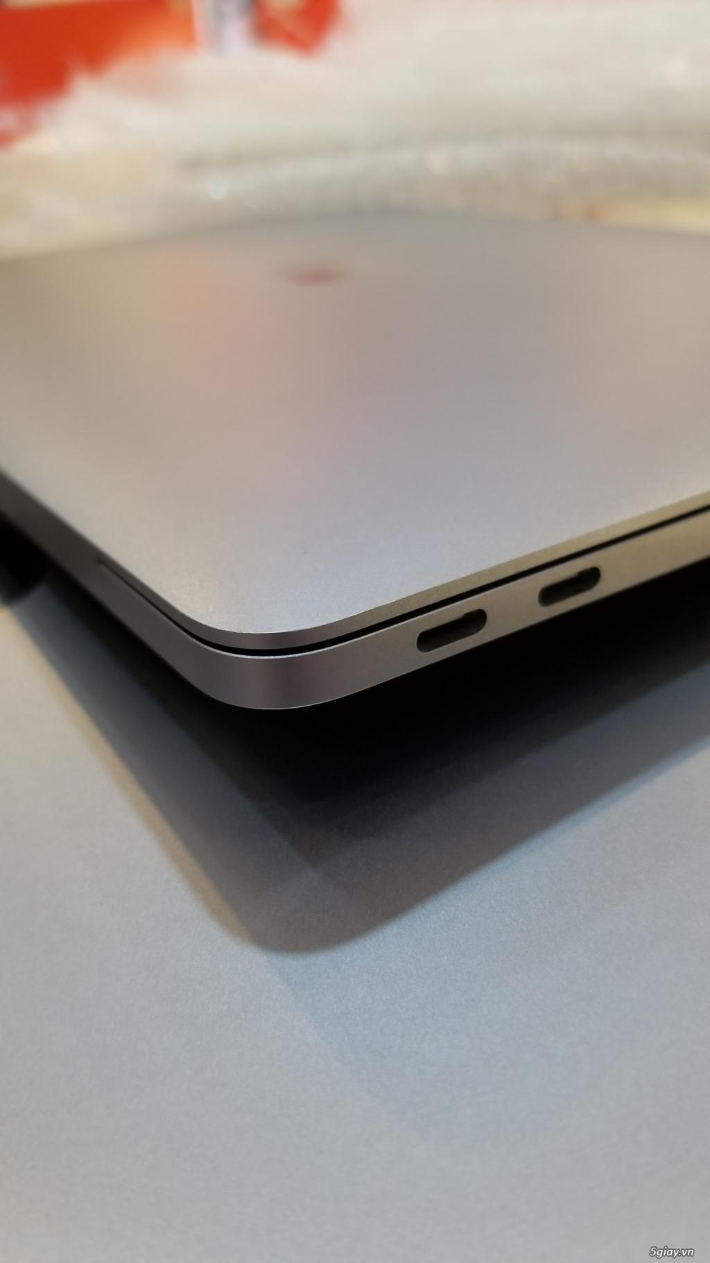 [Huy Hoàng Mobile] MacBook Pro 13inch 2018 - MR9Q2 97% (có fix mạnh) - 4