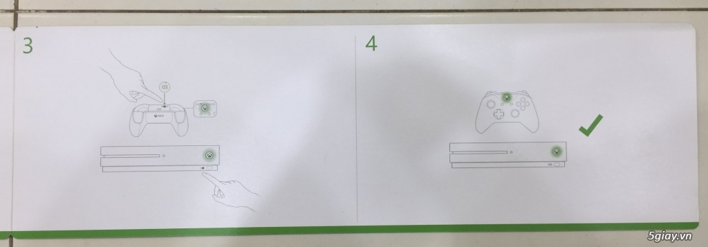 Xbox One S 1Tb , 2 controllers (SHIP TOÀN QUỐC) - 5