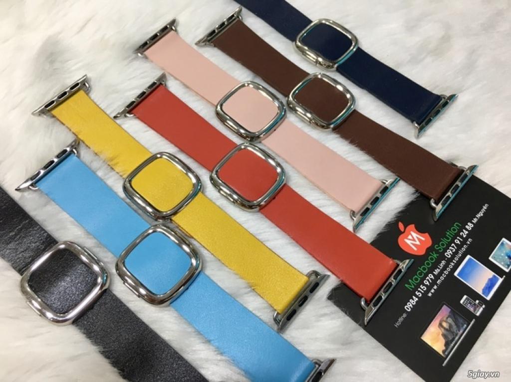 Dây đeo,miếng dán mh,case nhựa,dock sạc Apple Watch 0937912488 - 12