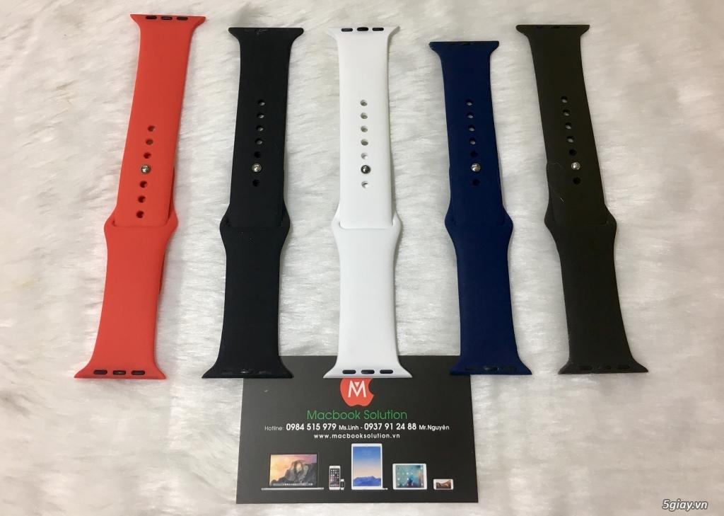 Dây đeo,miếng dán mh,case nhựa,dock sạc Apple Watch 0937912488 - 32