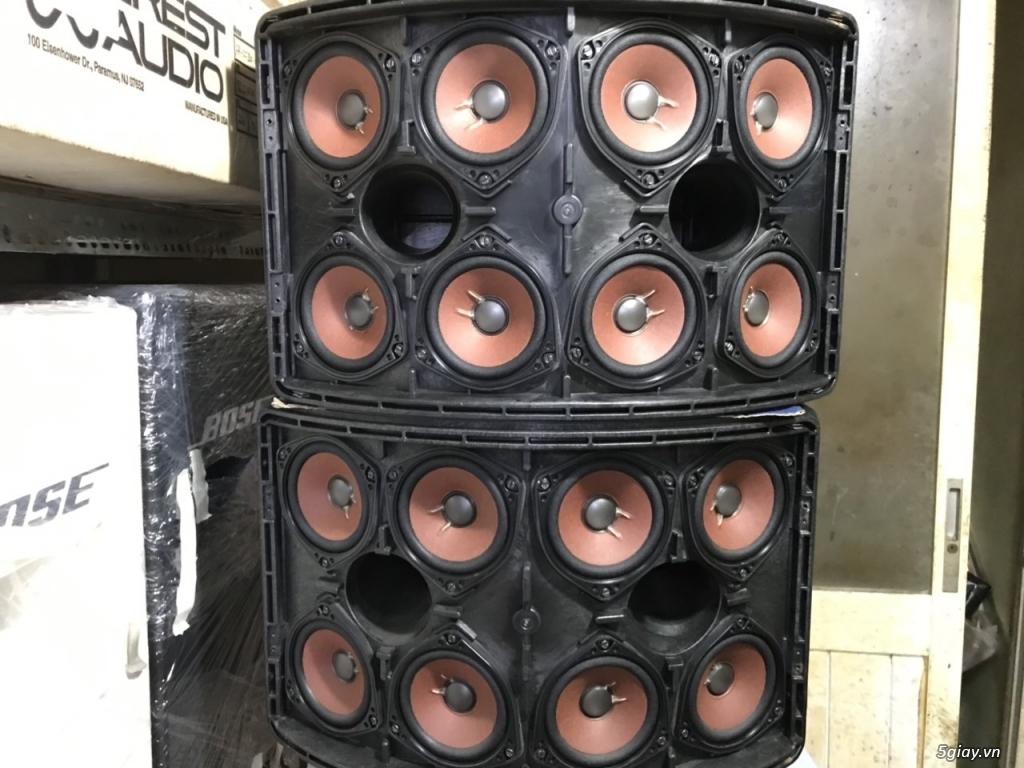 Karaoke đỉnh cao âm thanh Mỹ (USA) power , crest audio, peavey, crown, loa bose onseire ....giá tốt - 14
