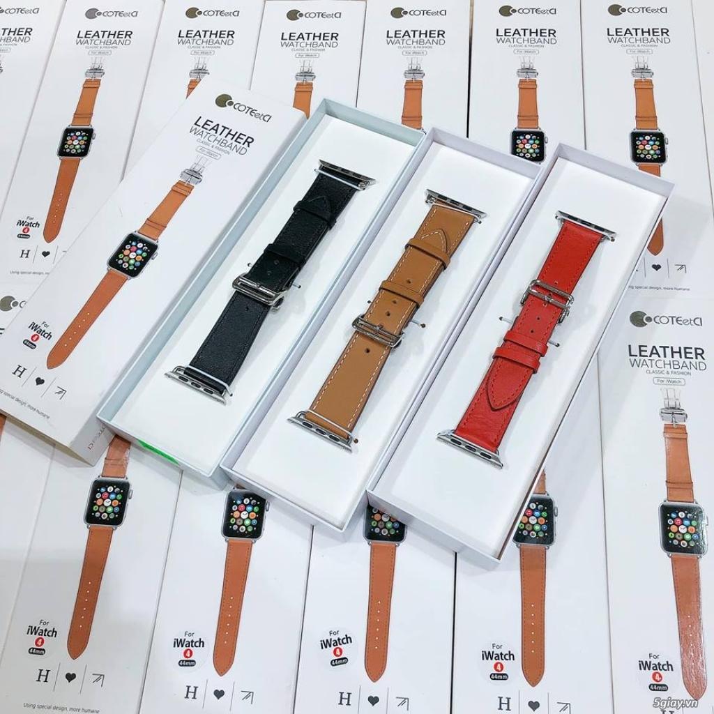 Dây đeo,miếng dán mh,case nhựa,dock sạc Apple Watch 0937912488 - 25