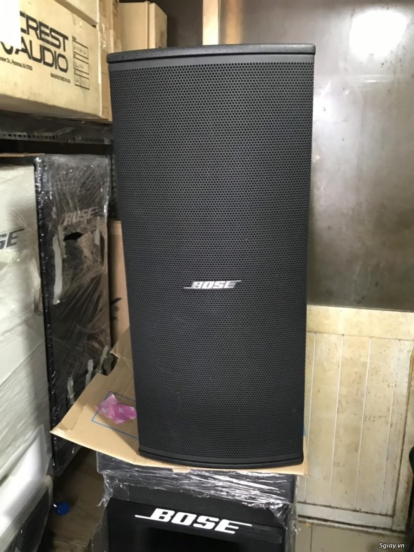 Karaoke đỉnh cao âm thanh Mỹ (USA)  power , crest audio, peavey, crown, loa bose onseire ....giá tốt - 21