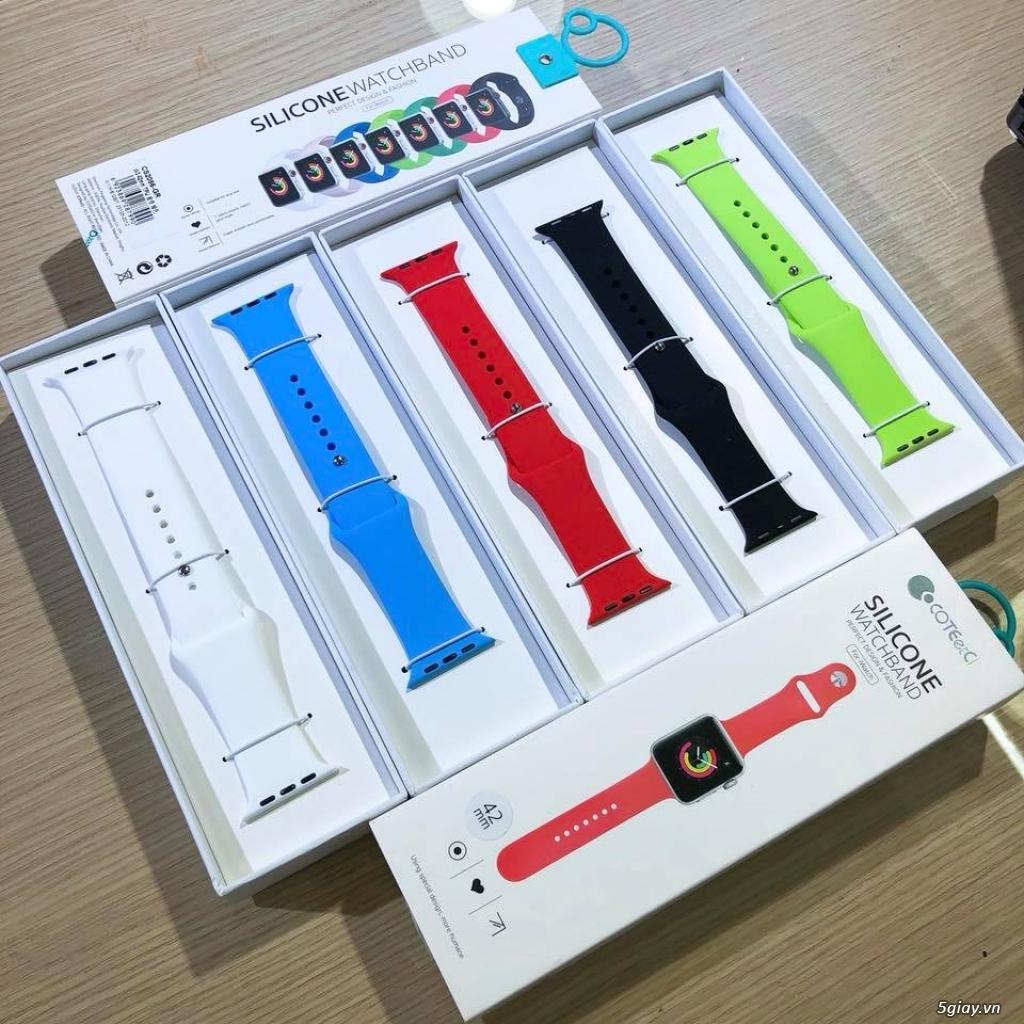 Dây đeo,miếng dán mh,case nhựa,dock sạc Apple Watch 0937912488 - 28