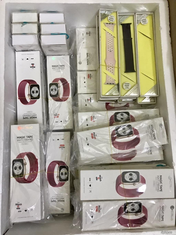 Dây đeo,miếng dán mh,case nhựa,dock sạc Apple Watch 0937912488 - 21