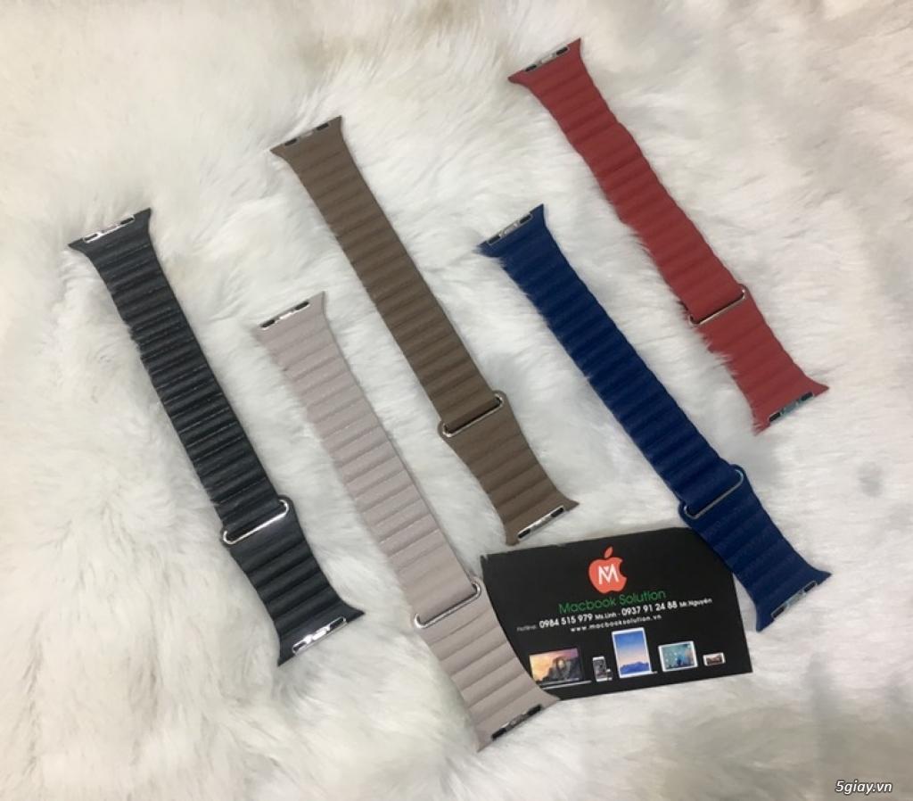 Dây đeo,miếng dán mh,case nhựa,dock sạc Apple Watch 0937912488 - 13