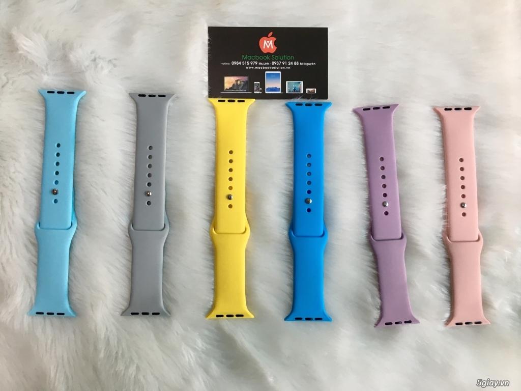 Dây đeo,miếng dán mh,case nhựa,dock sạc Apple Watch 0937912488 - 33