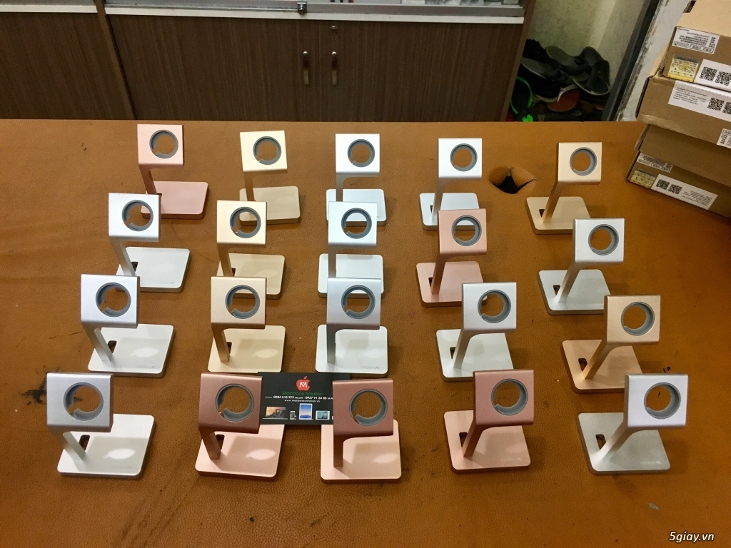 Dây đeo,miếng dán mh,case nhựa,dock sạc Apple Watch 0937912488 - 24
