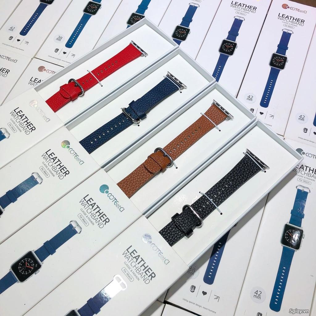 Dây đeo,miếng dán mh,case nhựa,dock sạc Apple Watch 0937912488 - 9