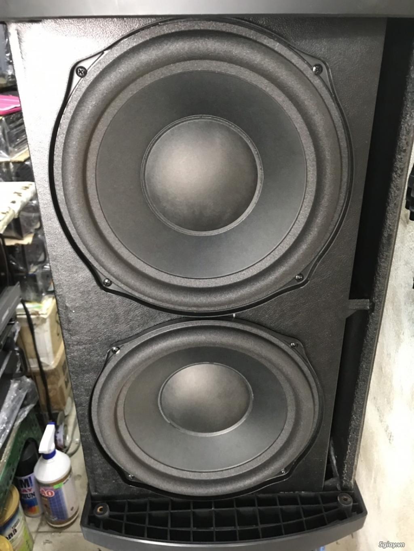 Karaoke đỉnh cao âm thanh Mỹ (USA) power , crest audio, peavey, crown, loa bose onseire ....giá tốt - 19
