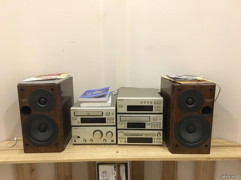 Dàn âm thanh mini Onkyo 909 thanh lý