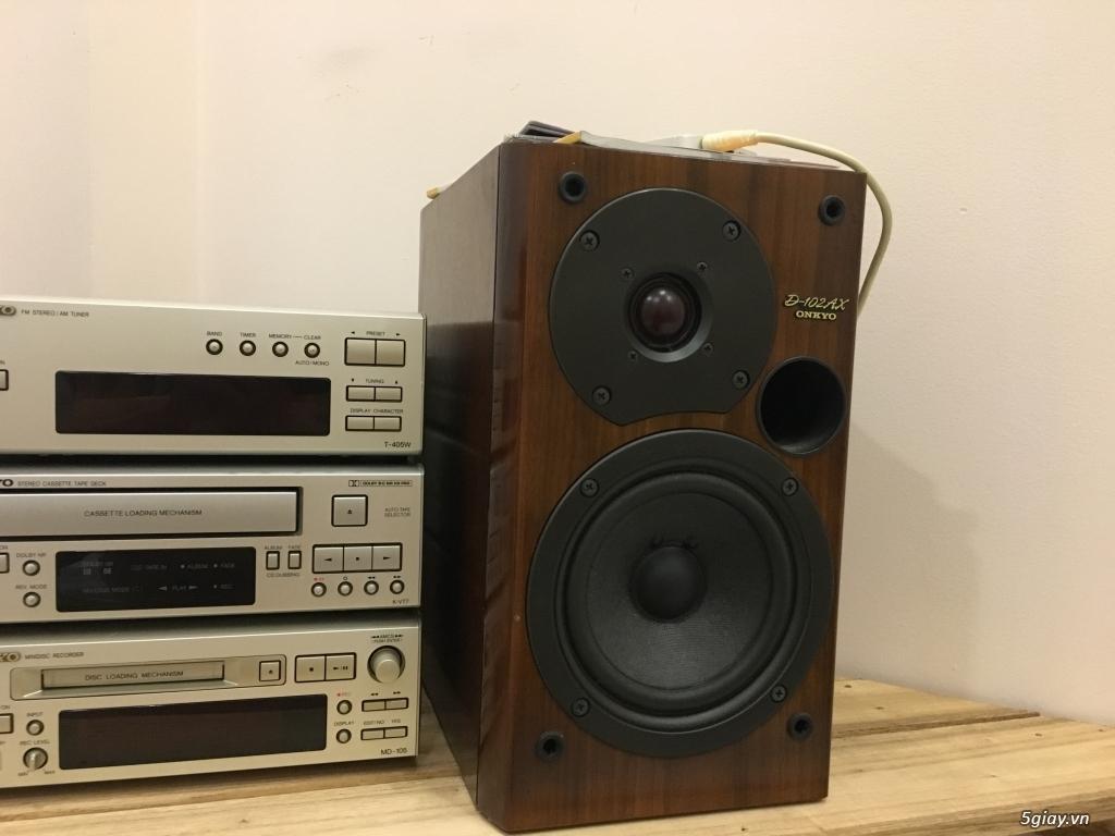 Dàn âm thanh mini Onkyo 909 thanh lý - 2