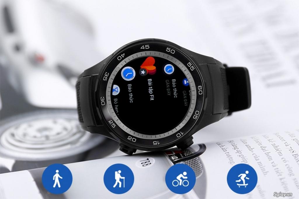 Cần đẩy nhanh Huawei Watch 2 mới 100% còn bảo hành giá tốt