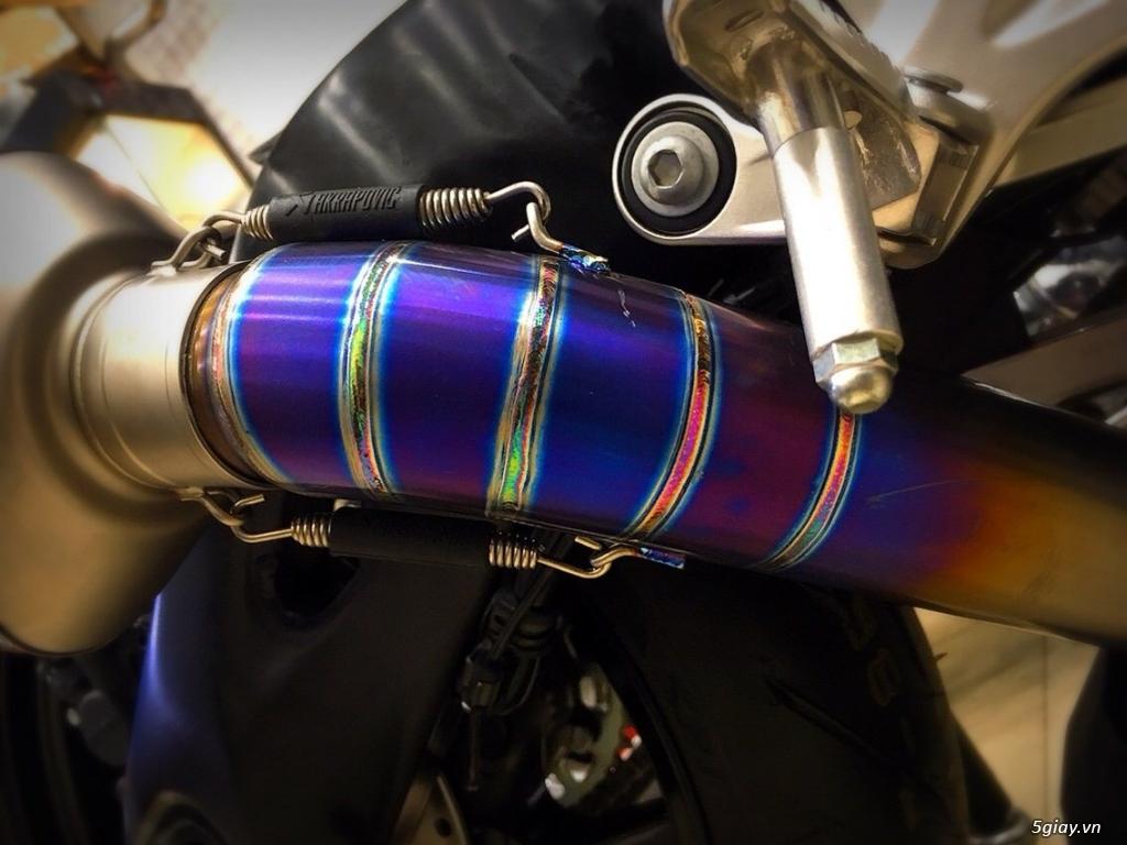 Tiệm pô Thái ròm---Thai Rom Exhaust System - giá tốt nhất - 27