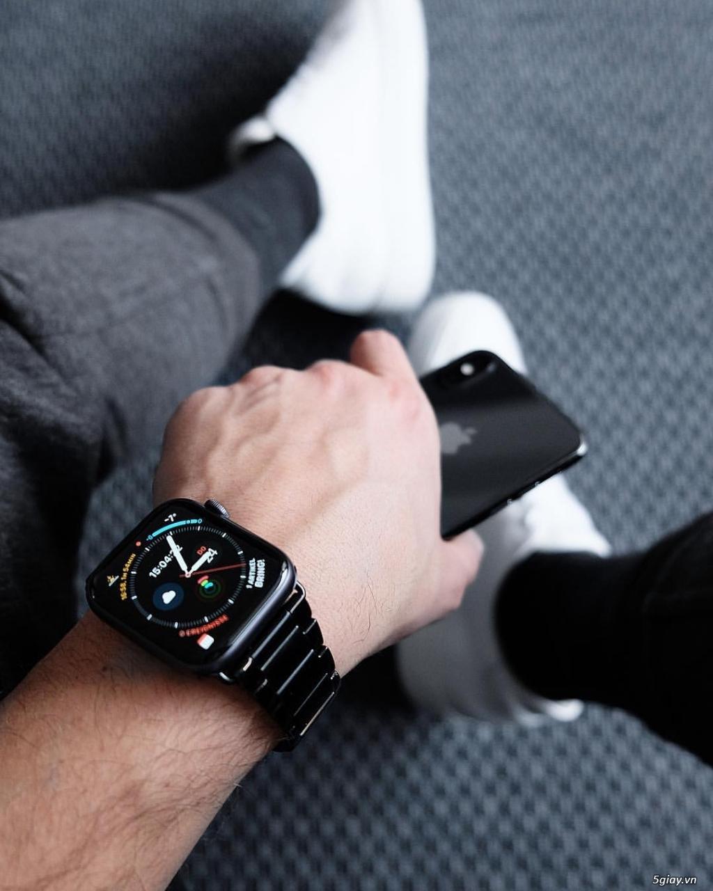 Dây đồng hồ apple watch Milanese Loop - 17