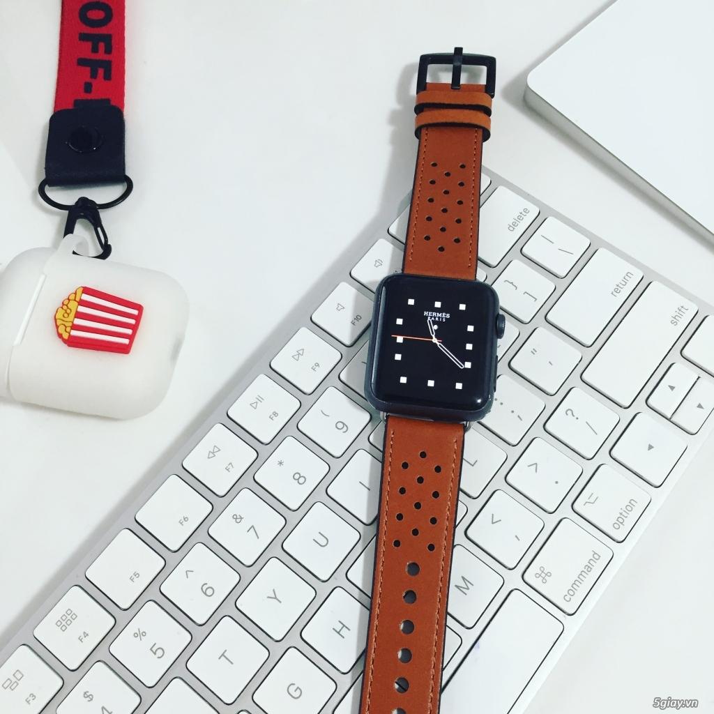 Dây đồng hồ apple watch Milanese Loop - 25
