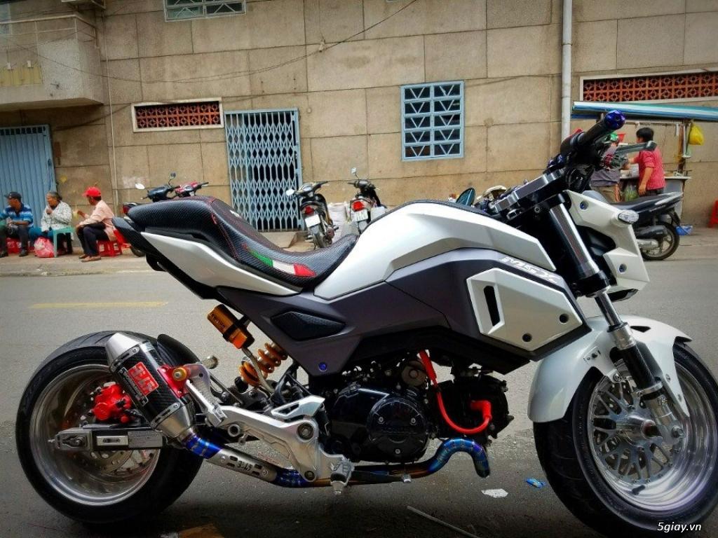 Tiệm pô Thái ròm---Thai Rom Exhaust System - giá tốt nhất - 39