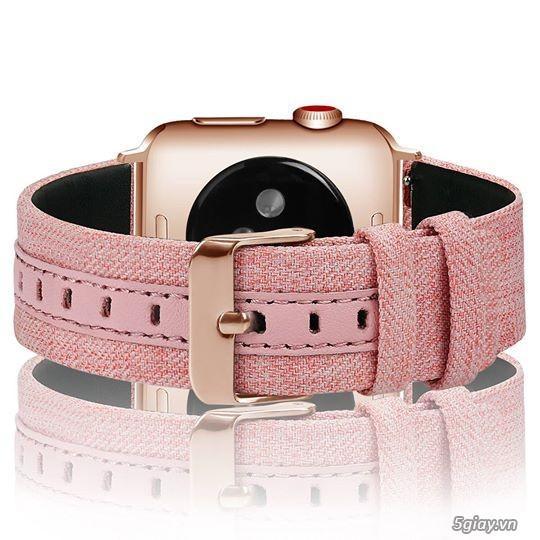 Dây đồng hồ apple watch Milanese Loop - 12