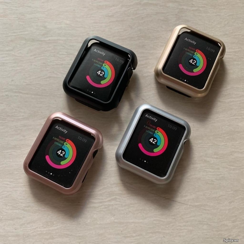 Dây đồng hồ apple watch Milanese Loop - 18
