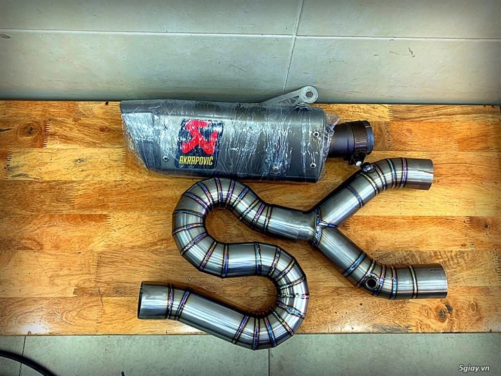 Tiệm pô Thái ròm---Thai Rom Exhaust System - giá tốt nhất - 10