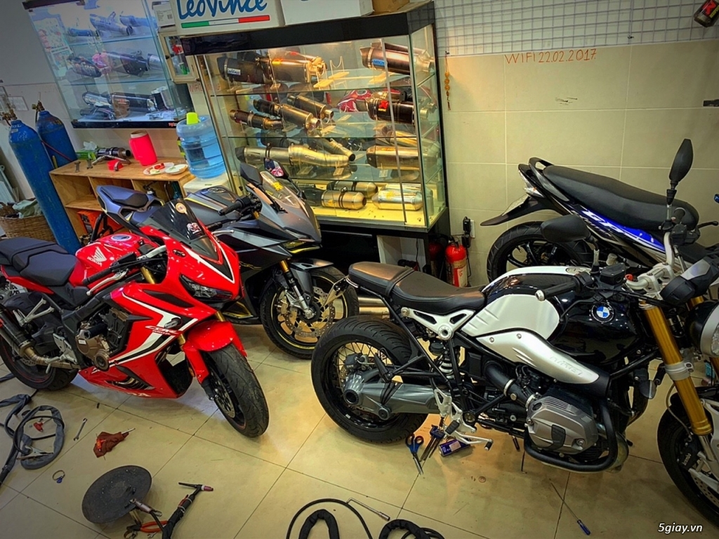 Tiệm pô Thái ròm---Thai Rom Exhaust System - 10