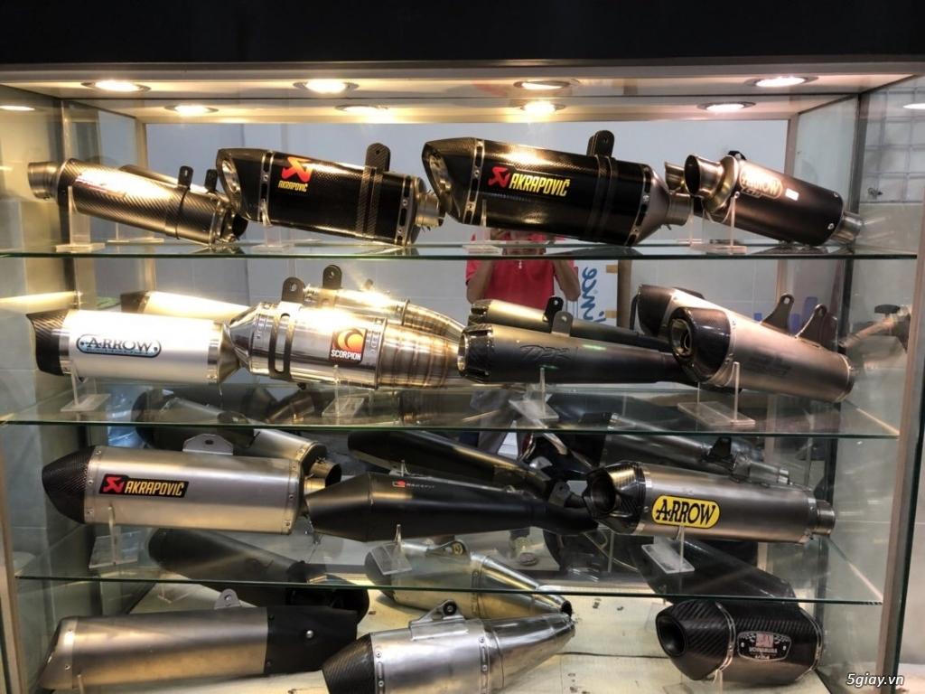 Tiệm pô Thái ròm---Thai Rom Exhaust System - giá tốt nhất - 32