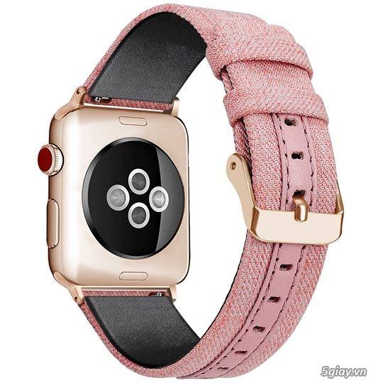 Dây đồng hồ apple watch Milanese Loop - 13