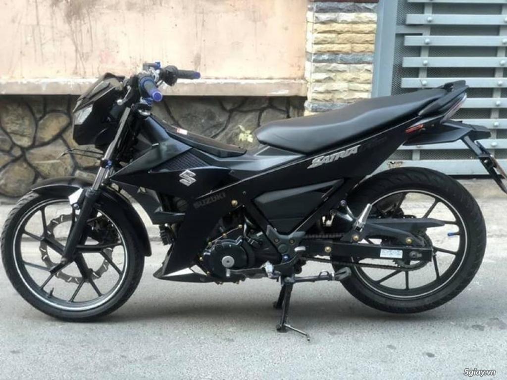 Satria F150 xe nhập Indo BSTP chính chủ - 2