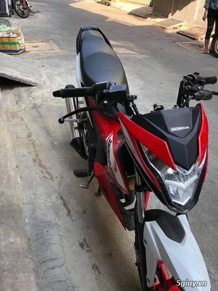 Sonic 2018 trắng đỏ racing BS 60 giá nhanh lẹ - 2