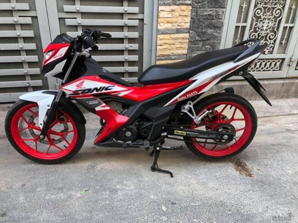 Sonic 2018 trắng đỏ racing BS 60 giá nhanh lẹ - 4