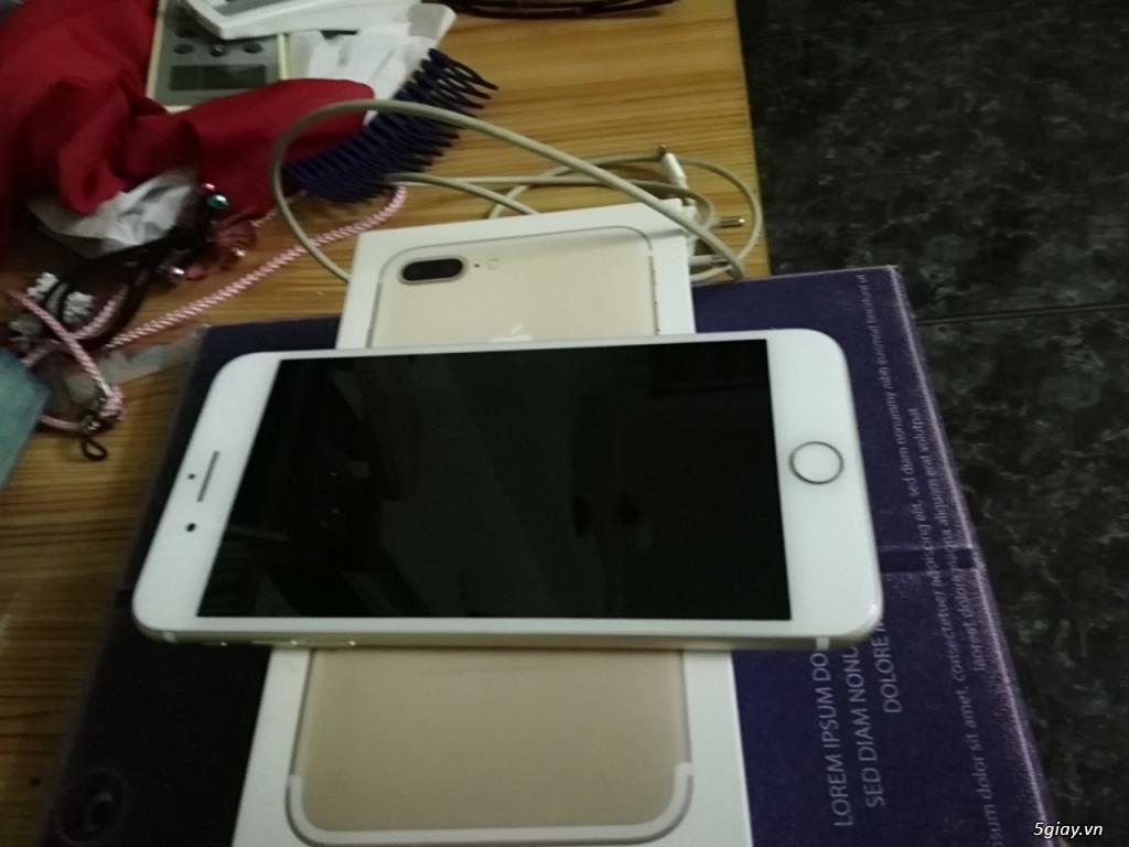 Cần bán: Iphone 7+ 128gb Vàng Đồng VN - 3
