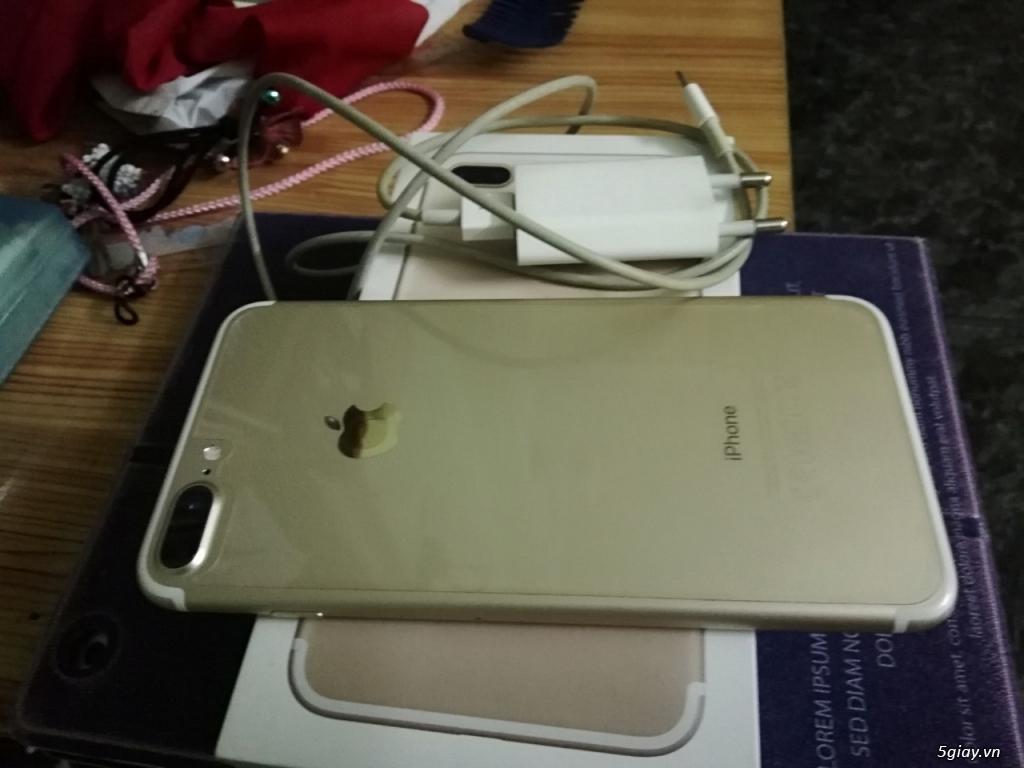 Cần bán: Iphone 7+ 128gb Vàng Đồng VN - 2