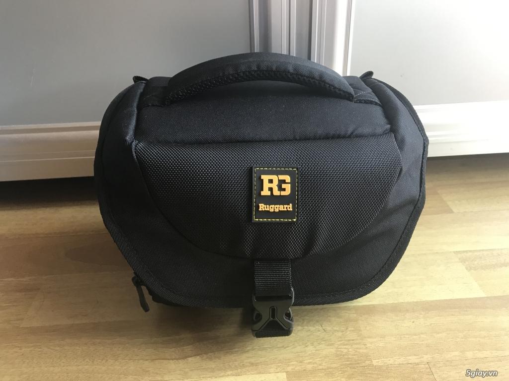 Bán túi đựng máy ảnh hiệu Ruggard chính hãng 100%, mới 100%. - 3