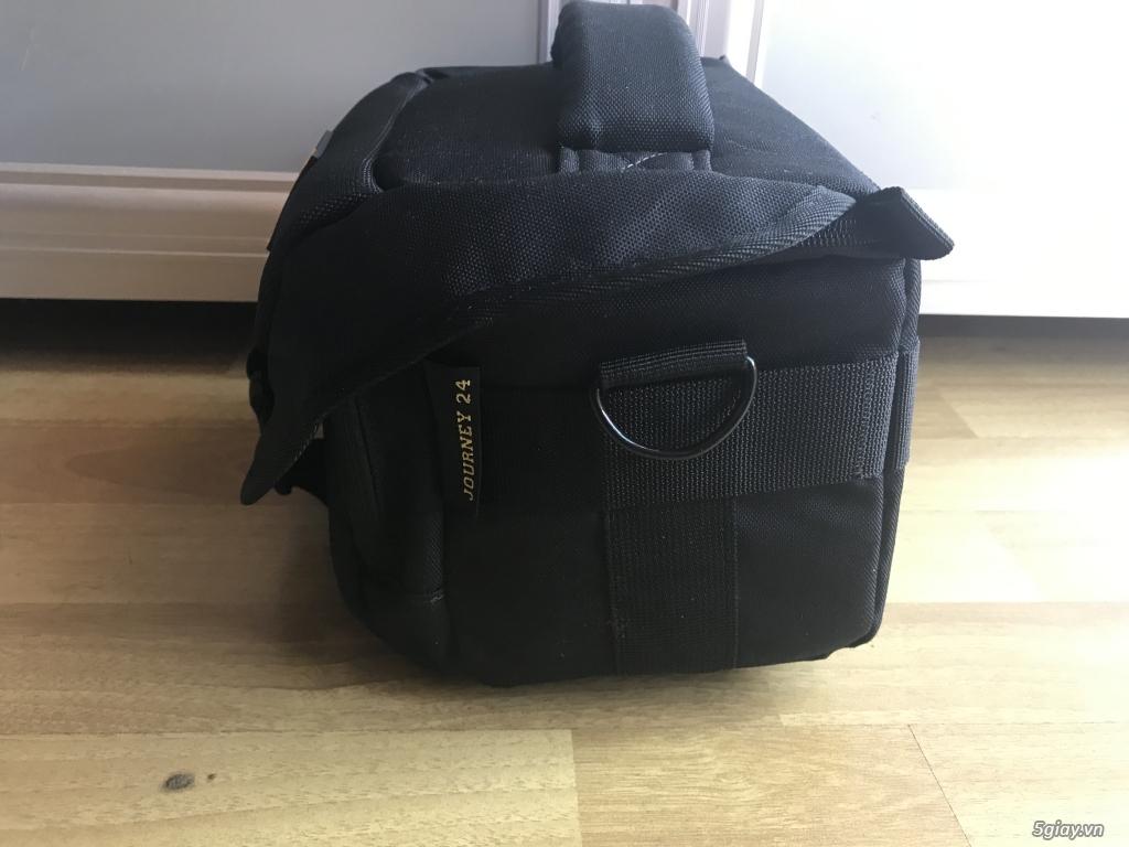 Bán túi đựng máy ảnh hiệu Ruggard chính hãng 100%, mới 100%.