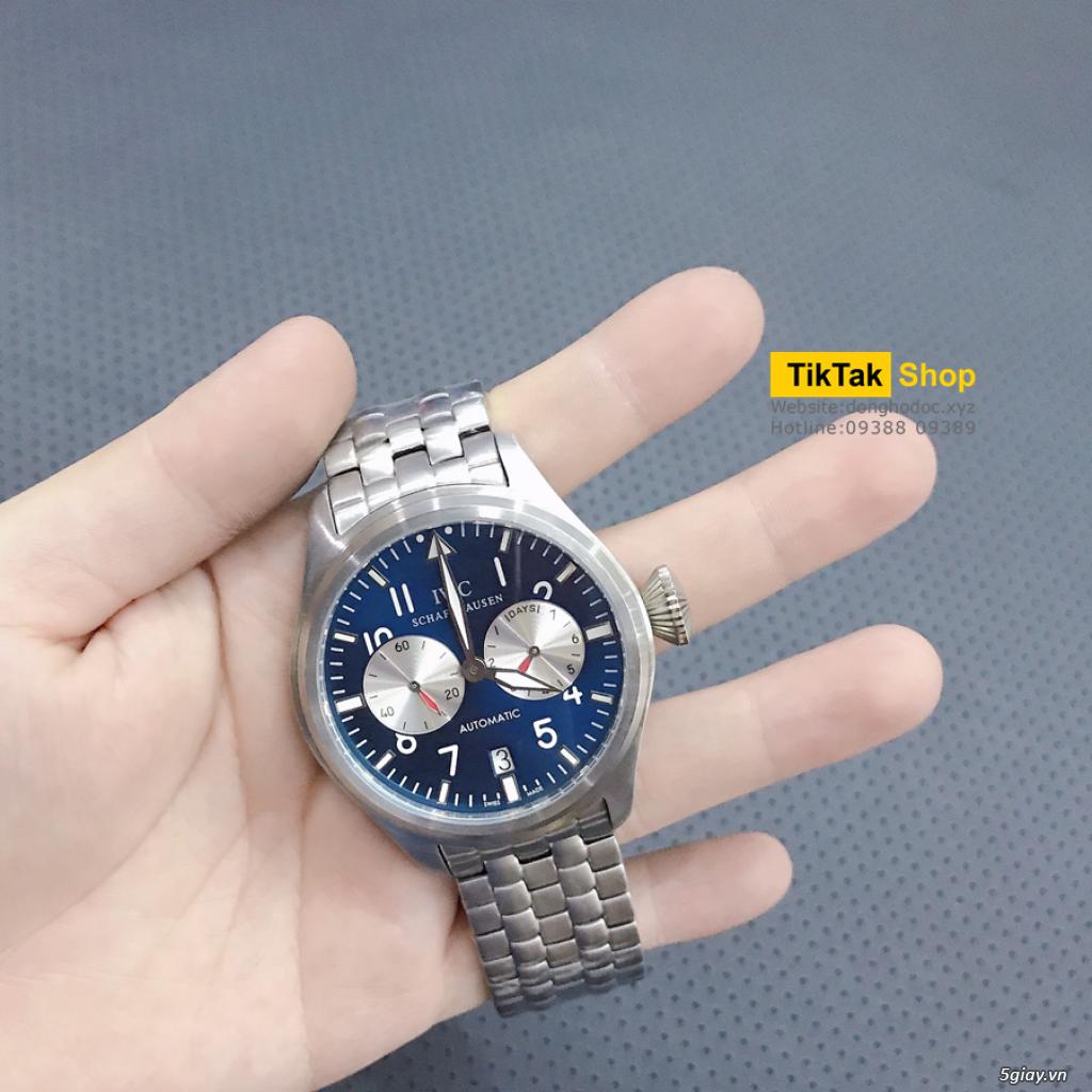 Đồng hồ Patek, Longines, IWC, AP, Omega, Rolex Automatic Replica 1:1 - 11