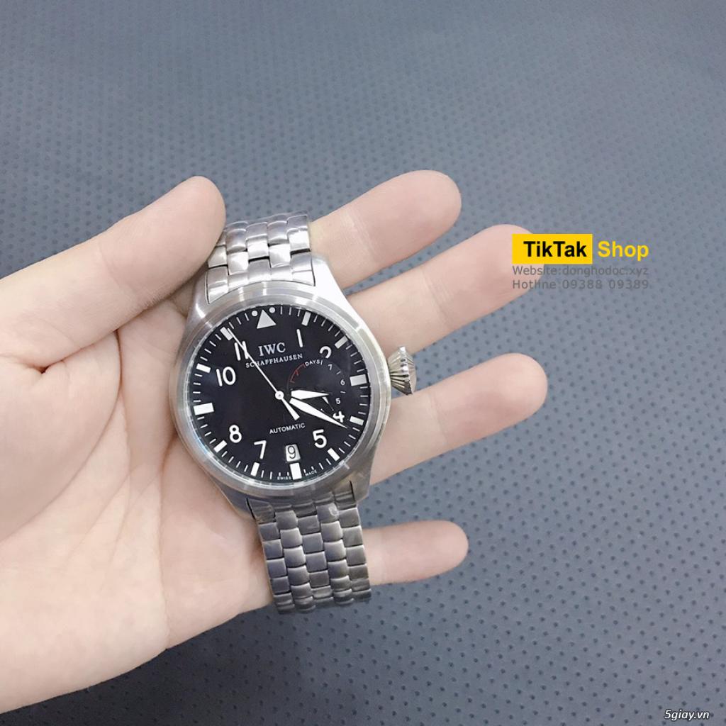 Đồng hồ Patek, Longines, IWC, AP, Omega, Rolex Automatic Replica 1:1 - 10