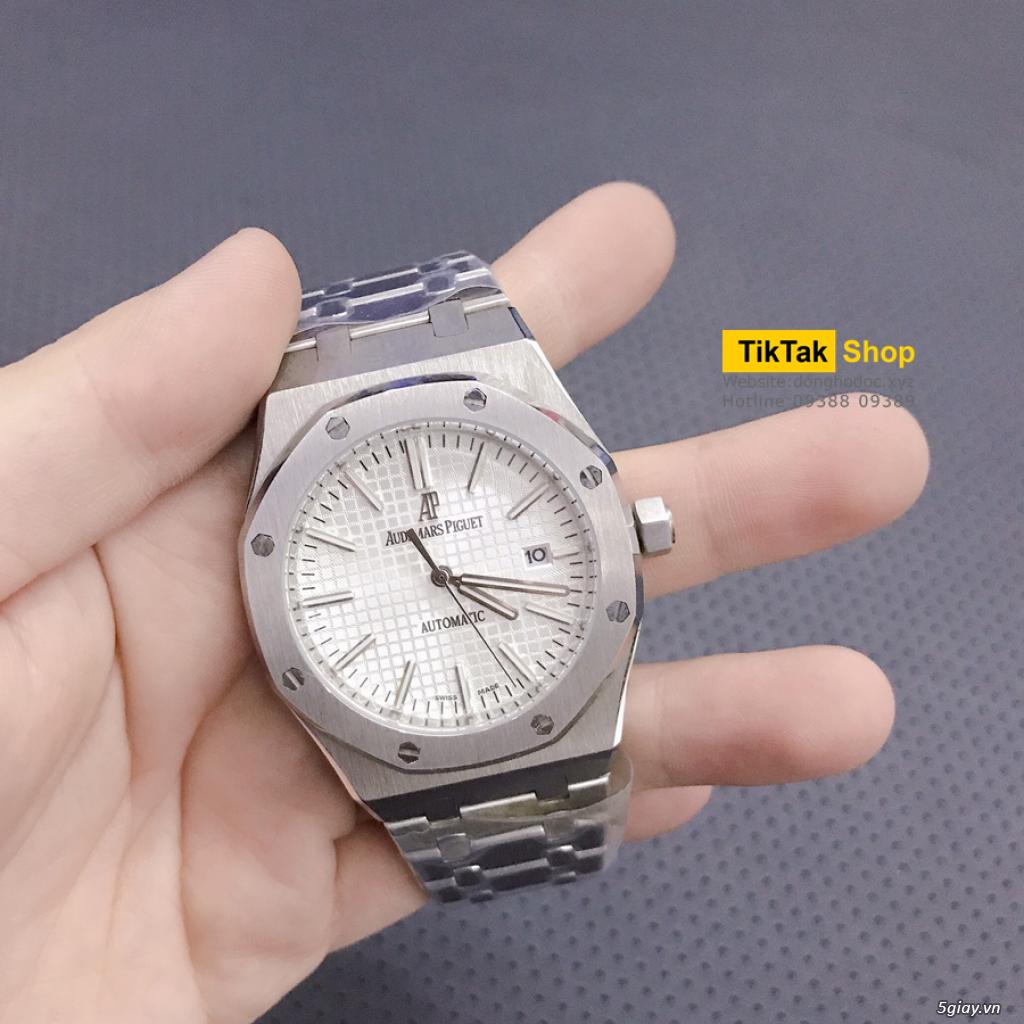 Đồng hồ Patek, Longines, IWC, AP, Omega, Rolex Automatic Replica 1:1 - 9