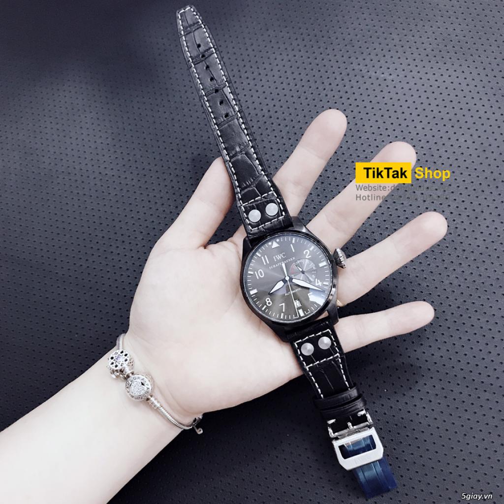 Đồng hồ Patek, Longines, IWC, AP, Omega, Rolex Automatic Replica 1:1 - 13